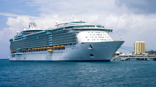Food & Wine: royal caribbean cruise ship new