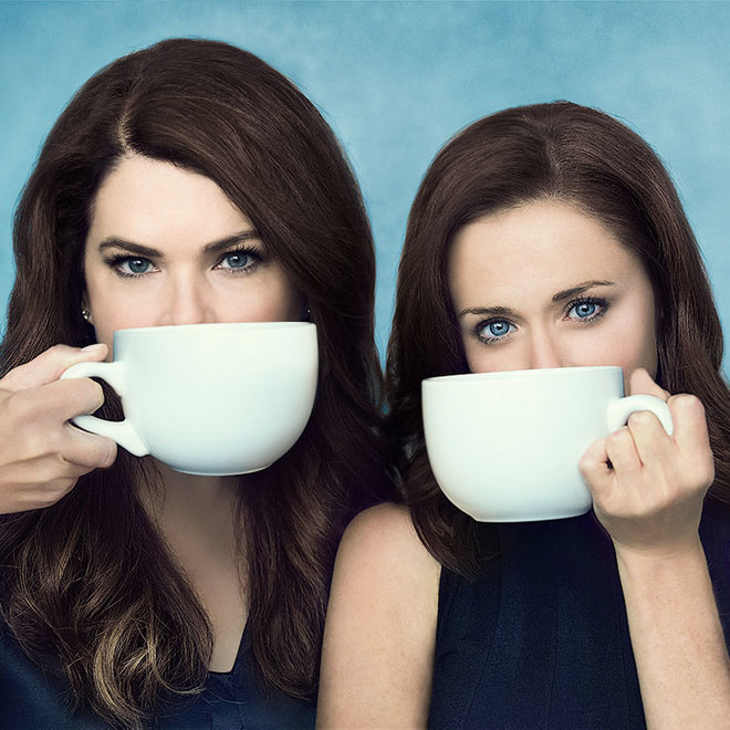 Food & Wine: Gilmore Girls Netflix