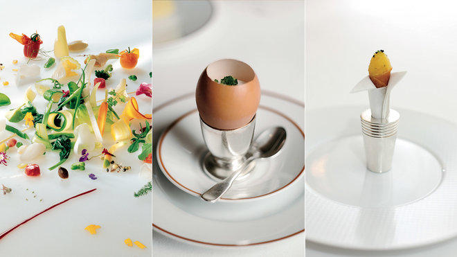 Food & Wine: French Food Trends