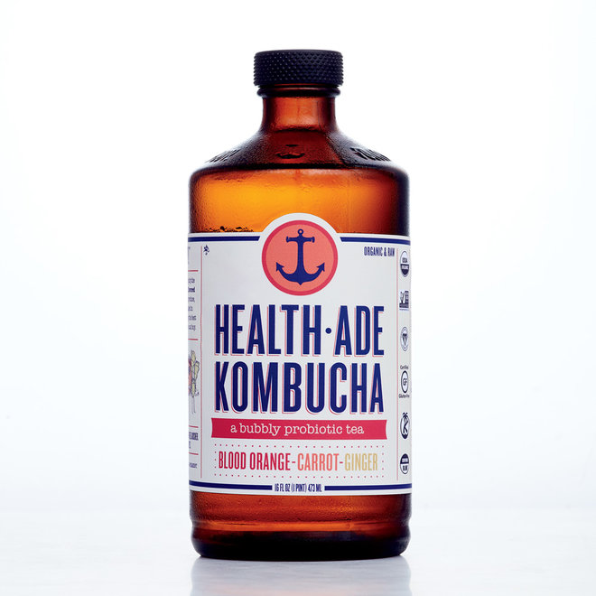 Food & Wine: Health-Ade Kombucha