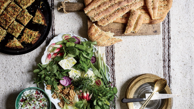 Food & Wine: Persian New Year Food