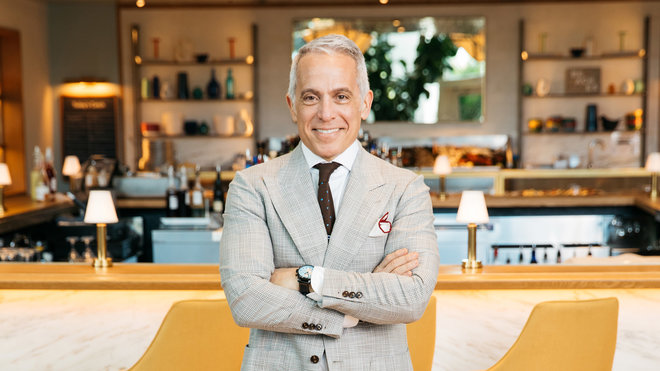Food & Wine: Point Royal Geoffrey Zakarian