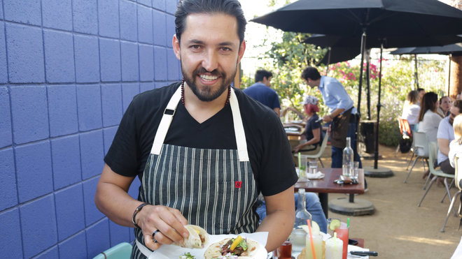 Food & Wine: Esdras Ochoa