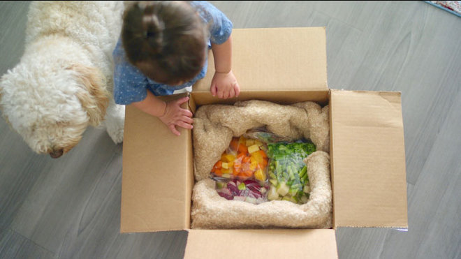 Food & Wine: Now There's a Meal Kit Service for Babies