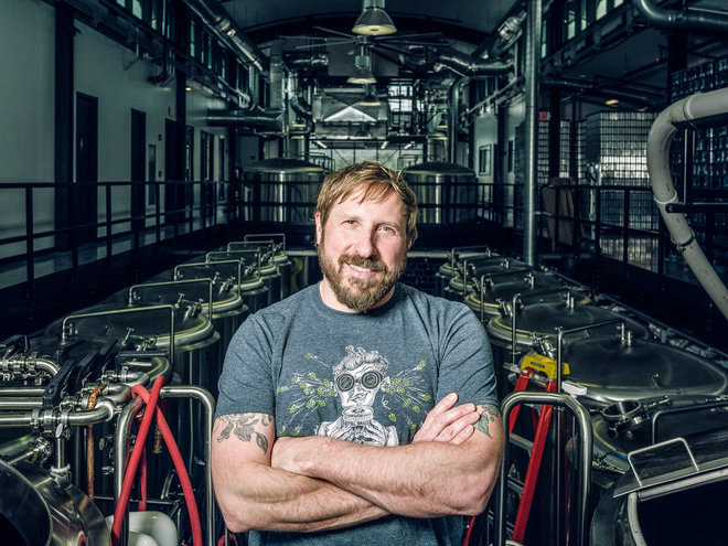 Food & Wine: The Story of Heady Topper, America's Obsession-Driving Double IPA