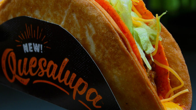 Food & Wine: dorito quesalupa