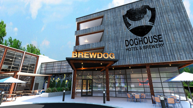 Food & Wine: brewdog