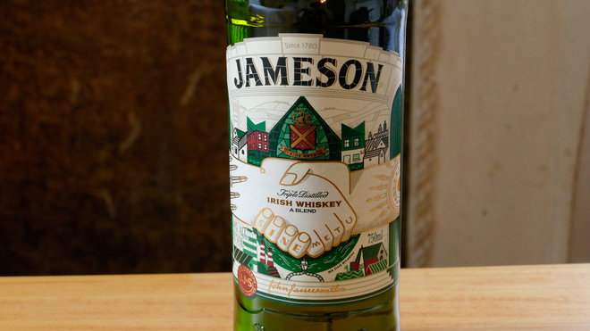 Food & Wine: Jameson Whiskey Recipes