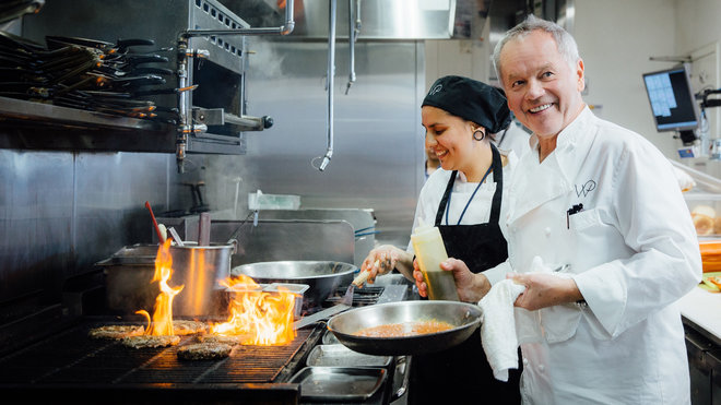 Food & Wine: Wolfgang Puck Rogue