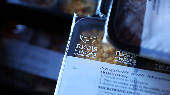 Meals on Wheels Sees Massive Spike in Volunteers After Budget Controversy