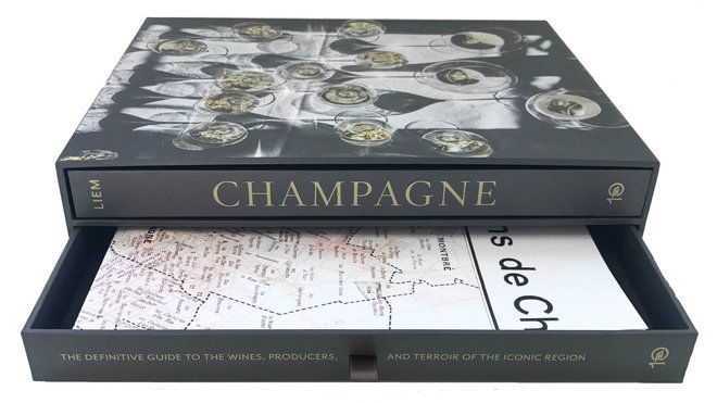 A Timeline of Site-Specific Champagnes