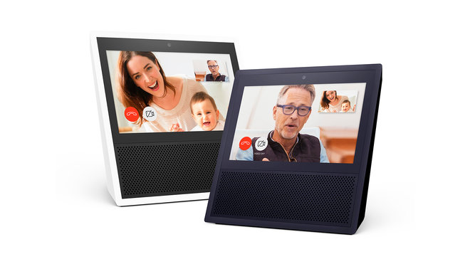 Amazon Reveals $230 Touchscreen Echo Show