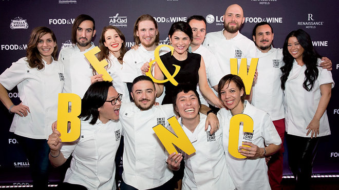 Best New Chef Event