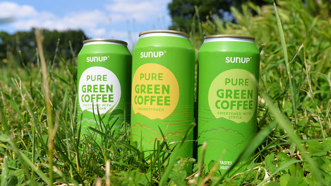 sunup green coffee beans actually make green coffee