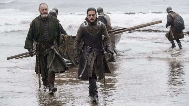 As 'Game of Thrones' nears its end, viewership soars