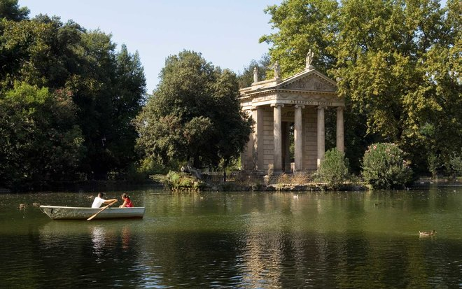 Food & Wine: What to Do In and Around Rome's Villa Borghese