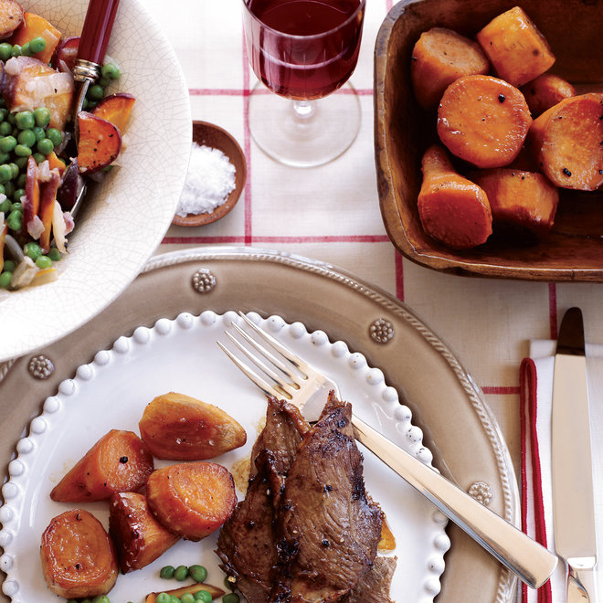 Food & Wine: Super Sweet Potatoes Win World Food Prize