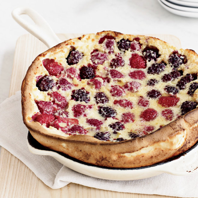 Food & Wine: Mixed-Berry Dutch Baby