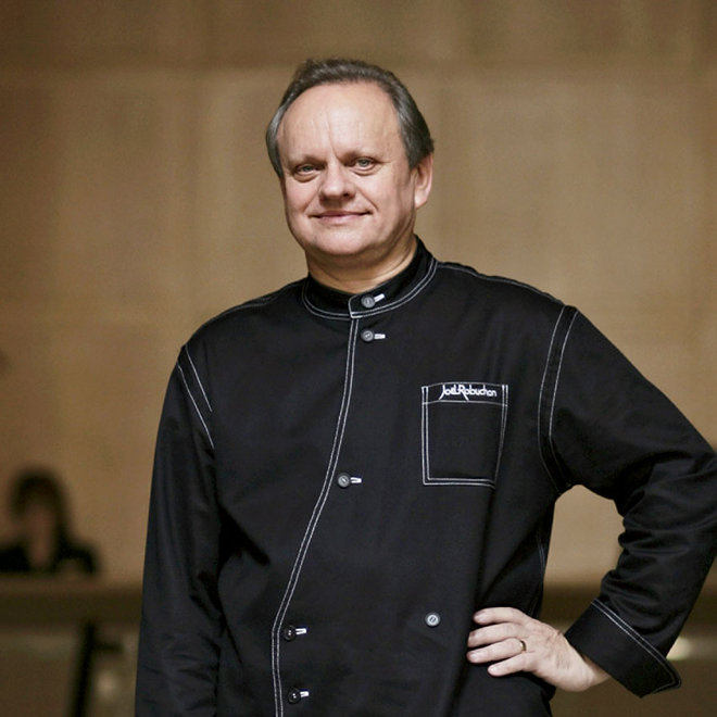 Food & Wine: Joel Robuchon