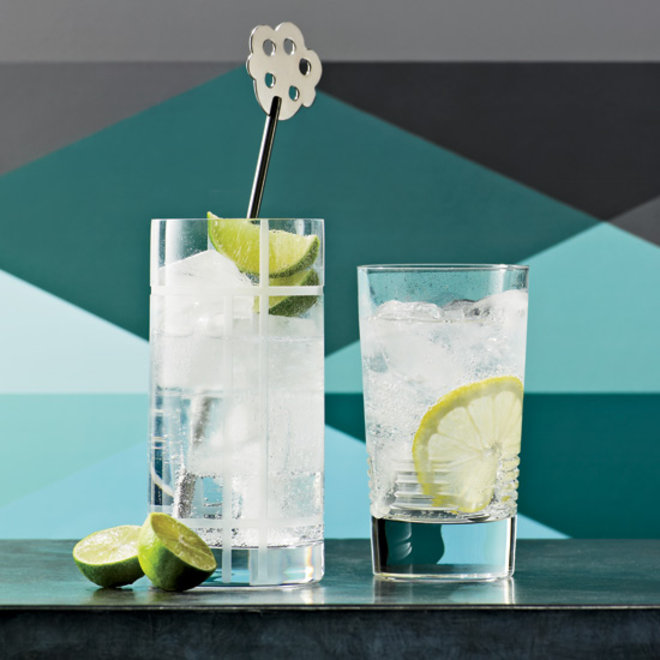 Food & Wine: gin and tonic