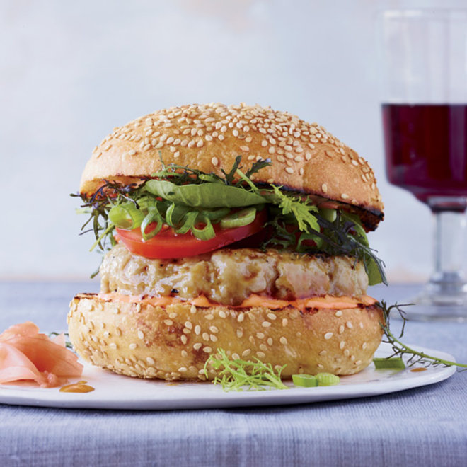 Food & Wine: Berry-Packed Beaujolais is Amazing With Spicy Tuna Burgers