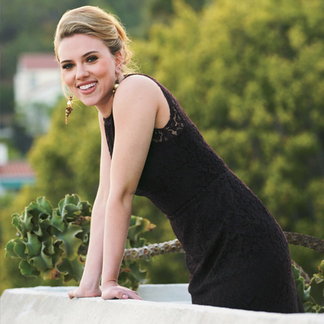 Food & Wine: Scarlett Johansson's Lifelong Food Dream Realized