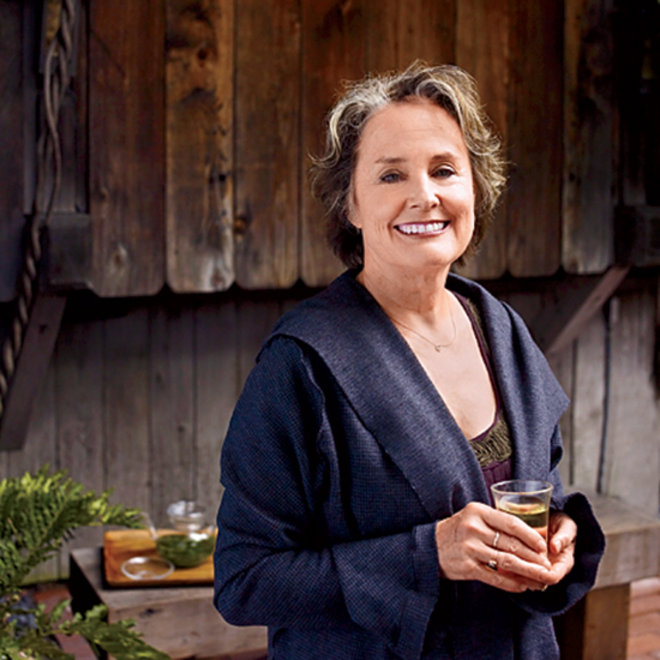 Food & Wine: Legendary chef Alice Waters