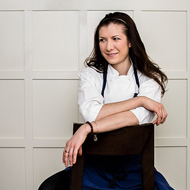Food & Wine: Pastry chef Monica Glass