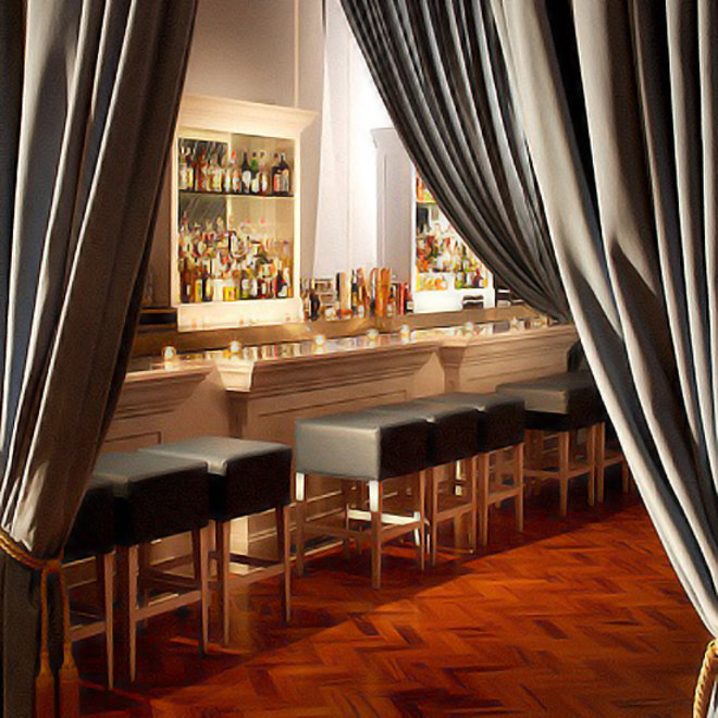 Food & Wine: 5 Bars Where You Can Drink and Learn