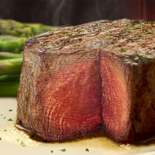 Food & Wine: Filet Mignon
