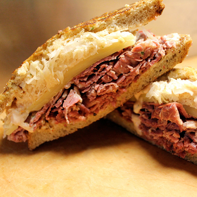 Food & Wine: Killer Sandwiches, from Pastrami to Ice Cream