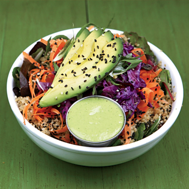Food & Wine: Quinoa Bowl