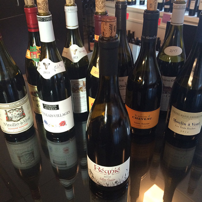Food & Wine: Why Drink Beaujolais Nouveau When You Could Drink These?