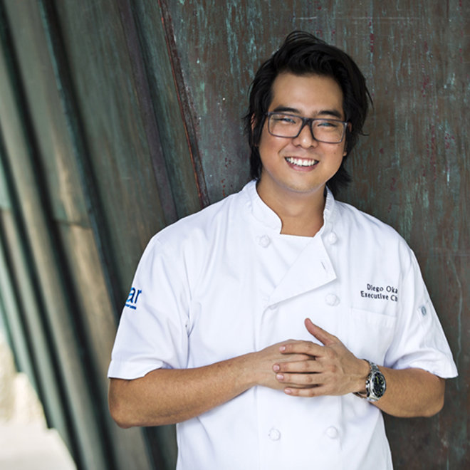 Food & Wine: Chef Diego Oka of La Mar by Gaston Acurio
