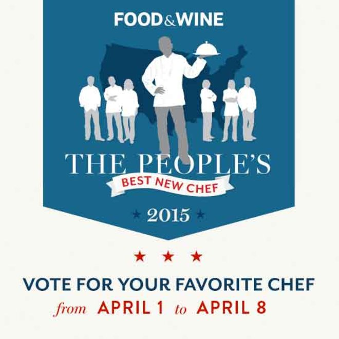 Food & Wine: The People's Best New Chef 2014: Vote