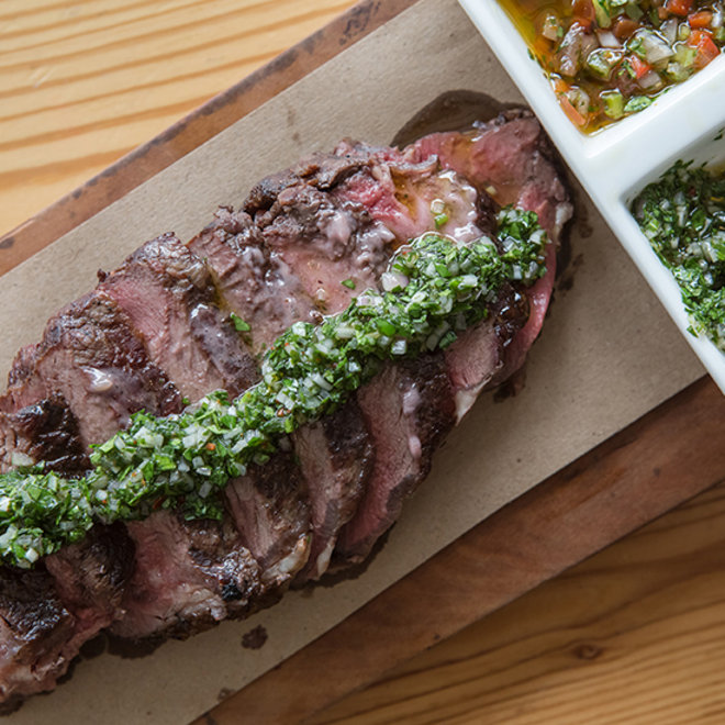 Food & Wine: Argentine Sausage, Parrilla-Seared Wagyu Rule at Jose Garces's New Chicago Steak House