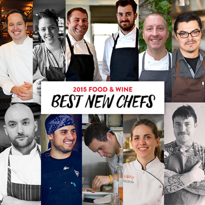 Food & Wine: 2015 Best New Chefs