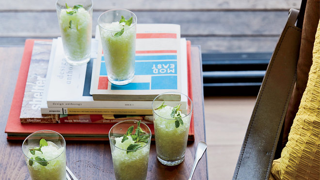 Food & Wine: Experiment With Frozen Drinks