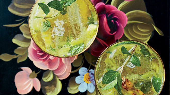 Food & Wine: Serve Your Friends Obscure Spirits