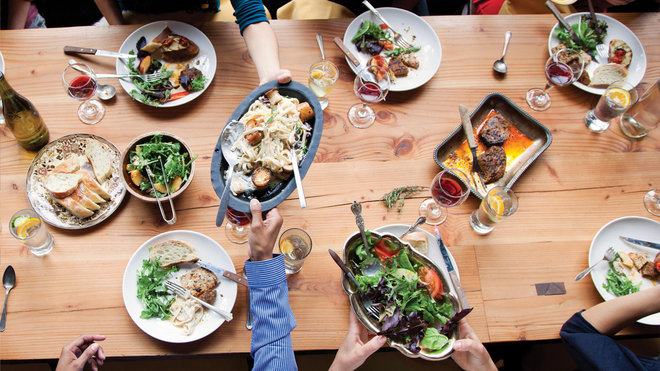Food & Wine: Consider Seattle as a Restaurant Destination