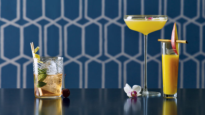 Food & Wine: Go All Out on Tiki Drinks