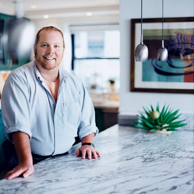 Food & Wine: Mario Batali Wants to Give You a Personalized Recipe