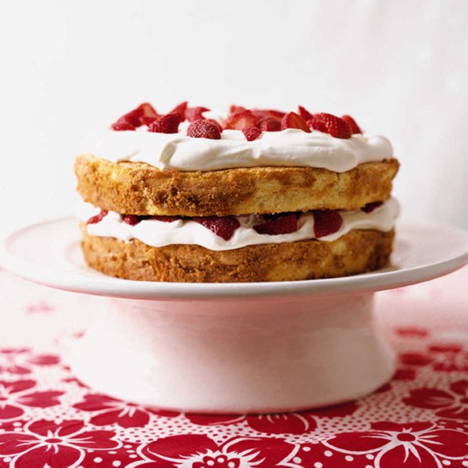 Food & Wine: Strawberry Shortcake.