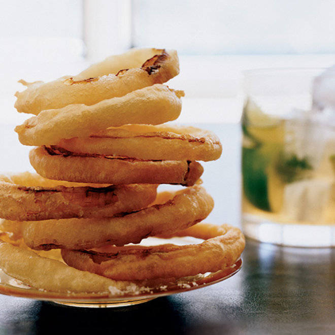 Food & Wine: Crispy Onion Rings