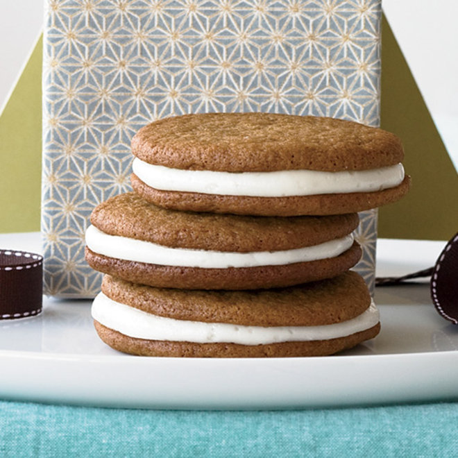 Food & Wine: Ginger Sandwich Cookies