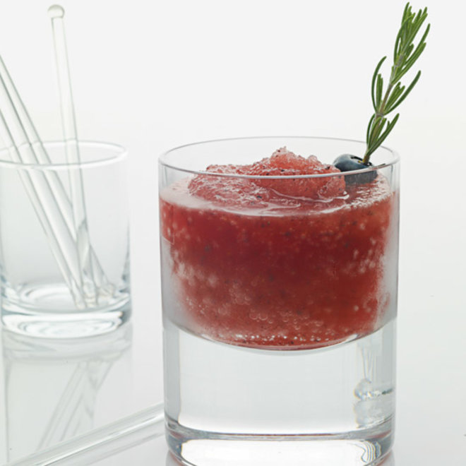 Food & Wine: Blueberry-Maple Caiprissimo