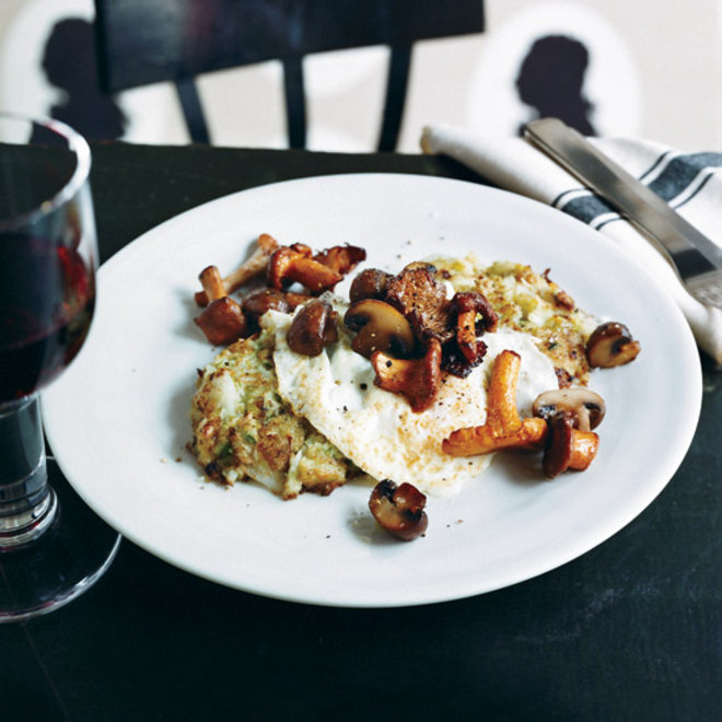 Food & Wine: Luxe Bubble and Squeak