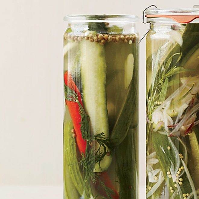 Food & Wine: 4 Ways to Use Pickle Juice