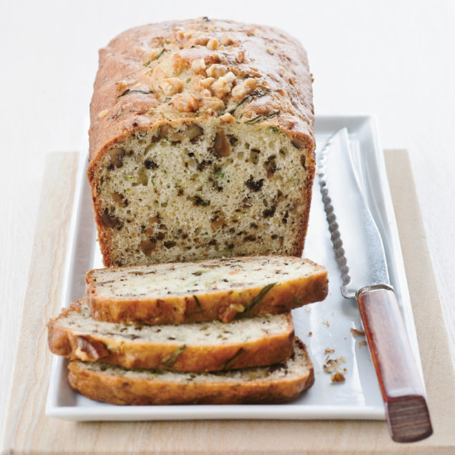 Food & Wine: 6 Clever Ways to Customize Zucchini Bread
