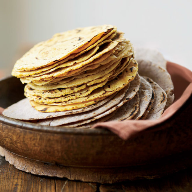 Food & Wine: Corn Tortillas